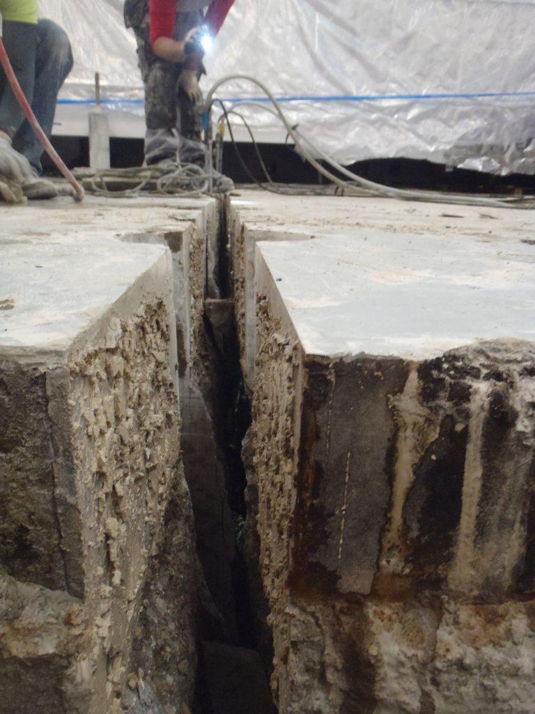Concrete Bursting